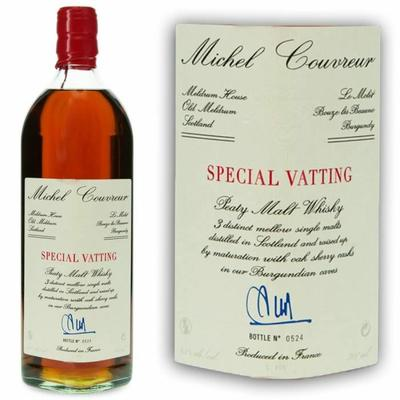 whisky michel couvreur special vatting