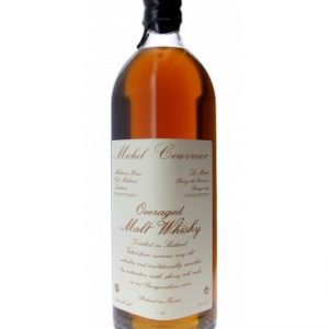 WHISKY MICHEL COUVREUR OVERAGED DEGRES NATUREL