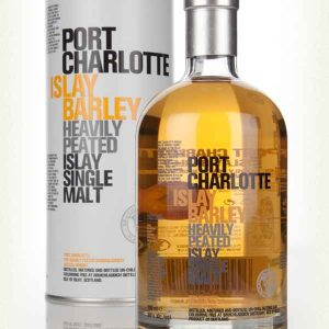 whisky port charlotte islay barley