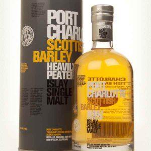 whisky port charlotte scottish barley