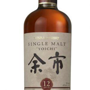 Whisky Japonais Yoichi 12 ans