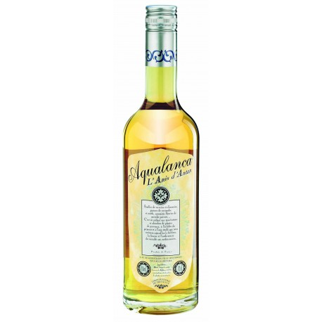 PASTIS AQUALANCA 45% 70CL