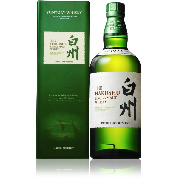 Hakushu distiller 39 s edition au jardin vouvrillon for Jardin vouvrillon