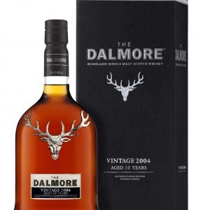 whisky dalmore 2004