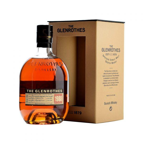 whisky Glenrothes 1988
