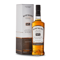 Whisky d'islay Bowmore N°1 40%