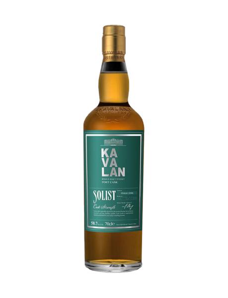 Whisky kavalan Port Cask