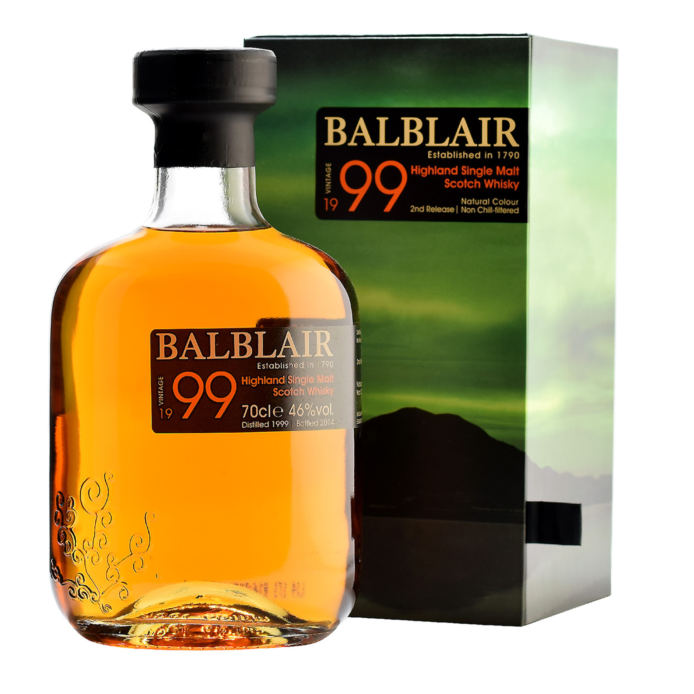 Balblair 1999 whisky 46 au jardin vouvrillon for Jardin vouvrillon