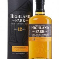whisky highland park 12 ans
