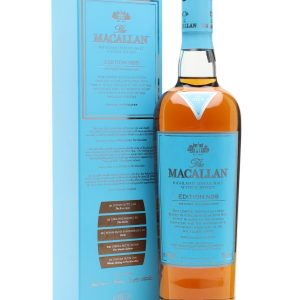 Whisky du speyside Macallan edition n°6