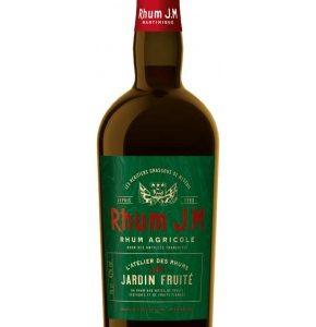 Rhum Agricole JM Jardin Fruité 42%