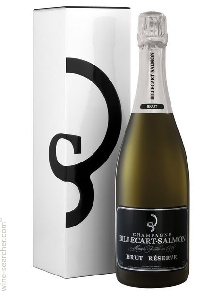 Champagne billecart salmon brut reserve au jardin vouvrillon for Jardin vouvrillon