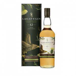 Whisky d'islay Lagavulin 12 ans 56,4% - special release 2020