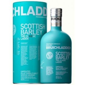 whisky bruichladdich classic laddie scottish barley