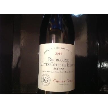 Bourgogne hautes c tes de beaune 2014 camille giroud au for Jardin vouvrillon