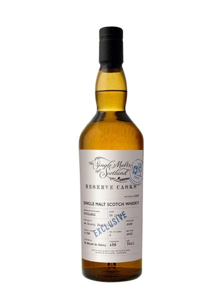whisky des Orcades ORKNEY 10 ans Reserve Casks French Connections Elixir 48%