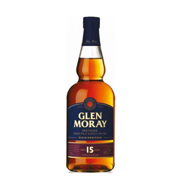 GLEN MORAY 15 ANS