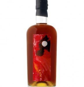 whisky Japonais KARUIZAWA 1999 ARTIST 10TH Anniversary International 58,8%