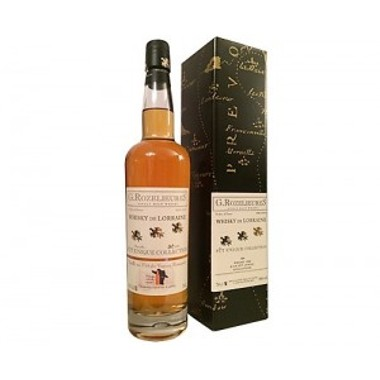 Whisky Rozelieures Collection Vosne Romanee
