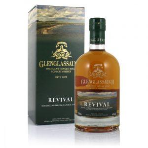 Whisky d'Ecosse Glenglassaugh Revival 46%