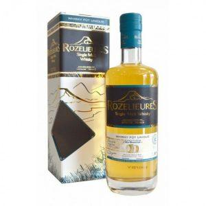 Whisky de Lorraine rozelieures fût unique Vosne Romanée