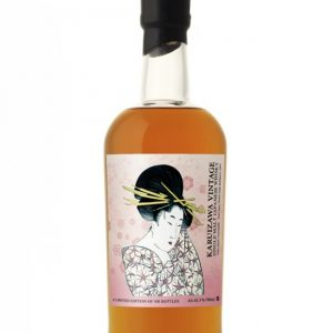 Whisky Japonais Karuizawa Vintages 1999 & 2000