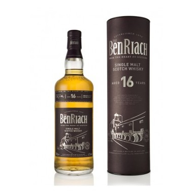whisky benriach 16 ans