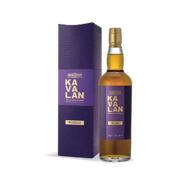 whisky kavaln podium