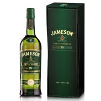 Jameson 18 ans whisky Irlandais