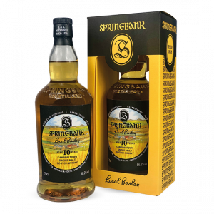 Whisky Campbeltown Springbank Local Barley 10 ans 56,2%