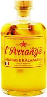 L'Arrangé Ananas & Kalamansi - Rhum Arrangé la fabrique de L'Arrangé par Tricoche Spirits