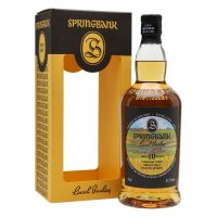 whisky springbok local barley 10 ans