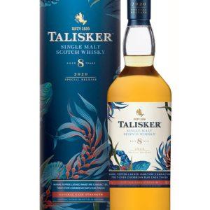 Whisky Isle Of Skye Talikser 8 ans rhum finish 57,9%