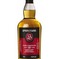 Whisky de Campbeltown Springbank 12 ans 54,8%