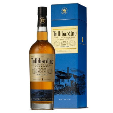 whisky tullibardine 225 sauternes finish