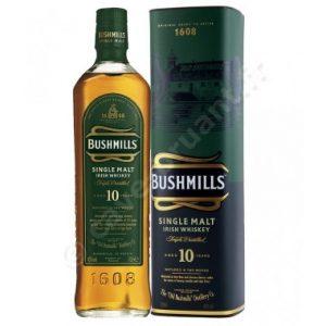 whisky bushmills 10 ans