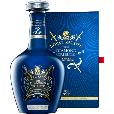 CHIVAS ROYAL SALUTE THE DIAMOND TRIBUTE