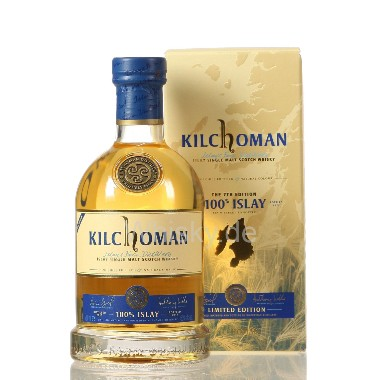 whisky Kilchoman 100% islay 7th edition
