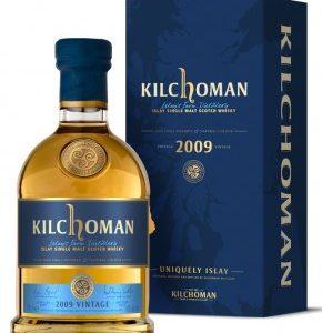 whisky kilchoman 2009 46%