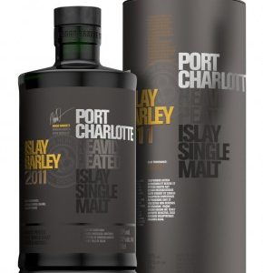 whisky d'islay Port charlotte Islay Barley 2011 50%