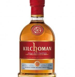 Whisky d'Islay Kilchoman 7 ans 2011 Sherry single Cask