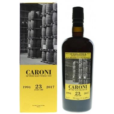 RHUM CARONI 23 ANS 1994