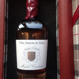 Whisky Michel Couvreur Tria Juncta In Uno 50cl
