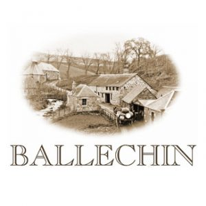 whisky Ballechin burgundy