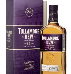 whisky tullamore dew 12 ans special reserve