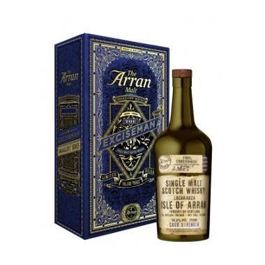 whisky Arran Smuggler volume 3