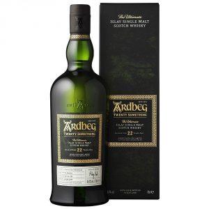 Whisky d'Islay Ardbeg 22 ans Twenty Something 46,4%