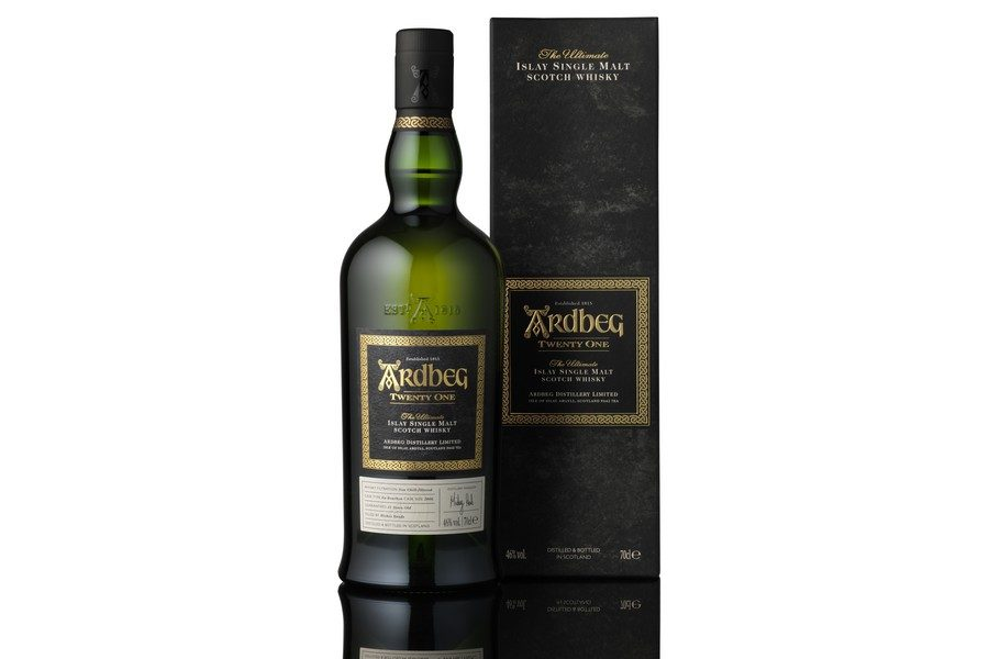 Ardbeg 21 ans twenty one au jardin vouvrillon for Jardin vouvrillon