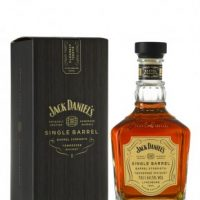 Tennessee Whiskey Jack Daniel's single barrel barrel strength n° 18-5850 64,5%