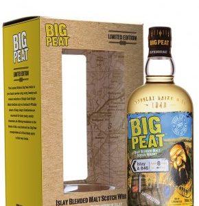 Whisky d'Islay Big Peat 8 ans Feis Ile 2020 A846 Edition 46%